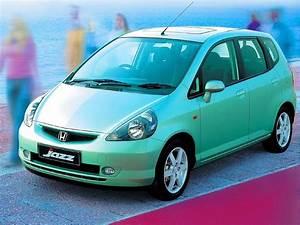 Honda Jazz 2004 - Galerie Prasowe