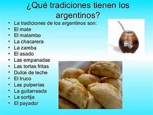 La tradicion argentina