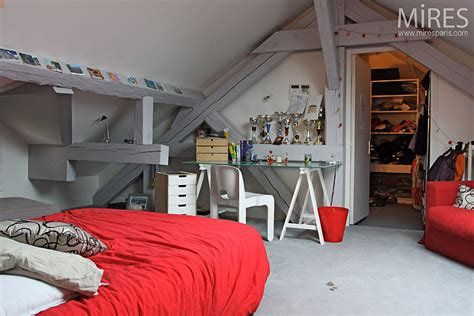 exemple de chambre ado ordinary exemple de chambre ado 4 d233co chambre ado grenier modern aatl