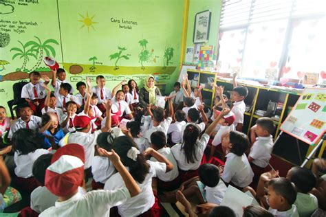 asia philanthropy circle report  indonesia education