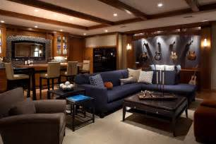 Rock And Roll Bedroom Ideas by Man Cave Living Room Design Newhairstylesformen2014 Com