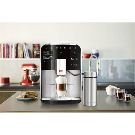 With a the result was resounding, horst bentz recalled. Melitta 6758351 Barista TS Bean to Cup Coffee Machine 1450 Watt 15 bar | eBay