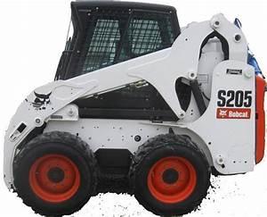 Bobcat S205 Skid