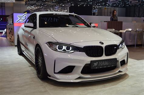 Bmw M2 With 420 Hp Tuning From Hamann
