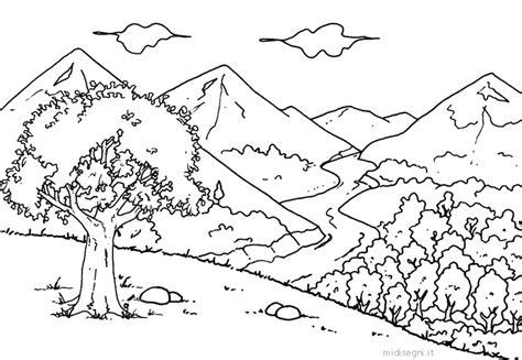 disegni semplici per bambini da colorare disegni di paesaggi semplici playingwithfirekitchen