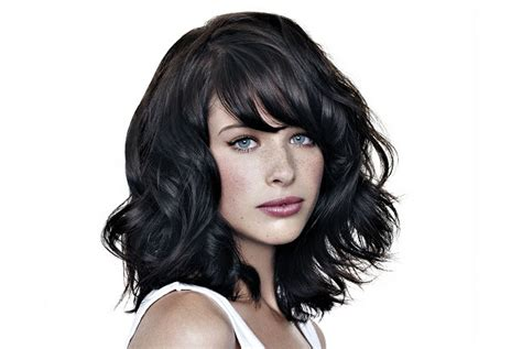 Medium Choppy Haircut Ideas|