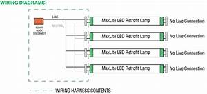 Wiring Diagram For Led Wrap Around Light Fixture