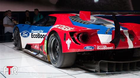 Sema 2018 Coverage Ford Booth Fully Torqued Racing Blog