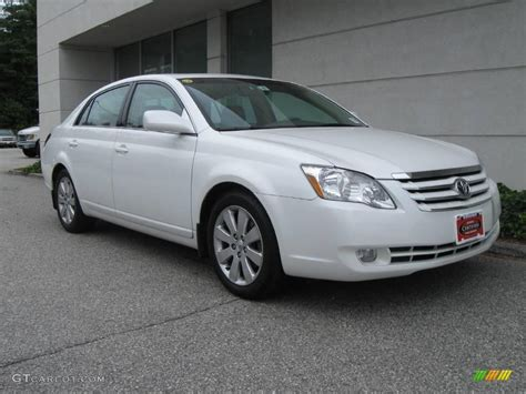 2006 Toyota Avalon Iii  Pictures, Information And Specs