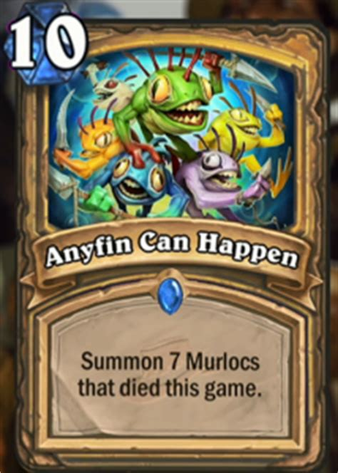 Paladin Murloc Deck Hearthstone by Best Hearthstone Class In 2016 Paladin The Gazette Review