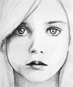 Girl Sketch Drawing
