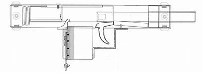 Gun Simple Submachine Smg Diy Compact Cost