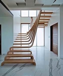 51, Stunning, Staircase, Design, Ideas