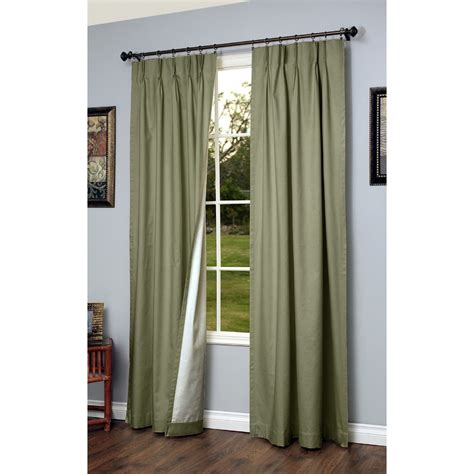 Sheer Curtains For Traverse Rods by White Pleated Thermal Curtains Bing Images