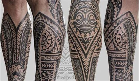 tatouage ephemere homme mollet tatouage mollet homme