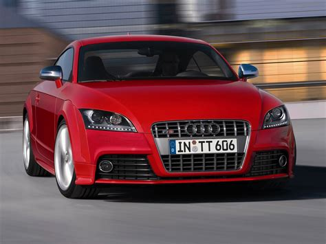 2009 Audi Tts Coupe Exotic Car Wallpapers 02 Of 18