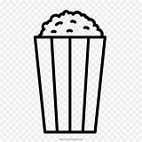 Popcorn Corn Pop Mewarnai Colorear Dessin Coloriage Jagung Palomitas Ausmalbilder Livre Dibujo Maiz Coloring 1000 Gambar Mais sketch template