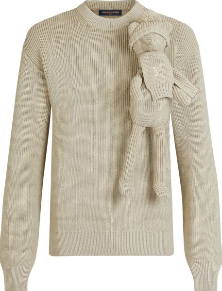 young thug wearing  louis vuitton ss teddy sweater incorporated style