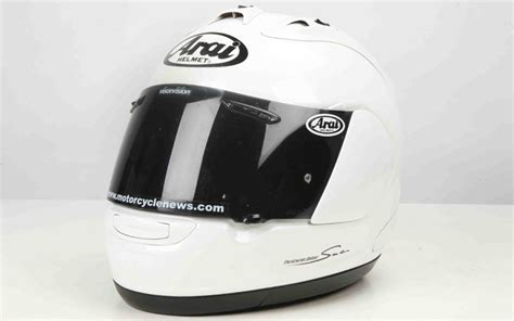 helmet review arai rx 7 gp mcn
