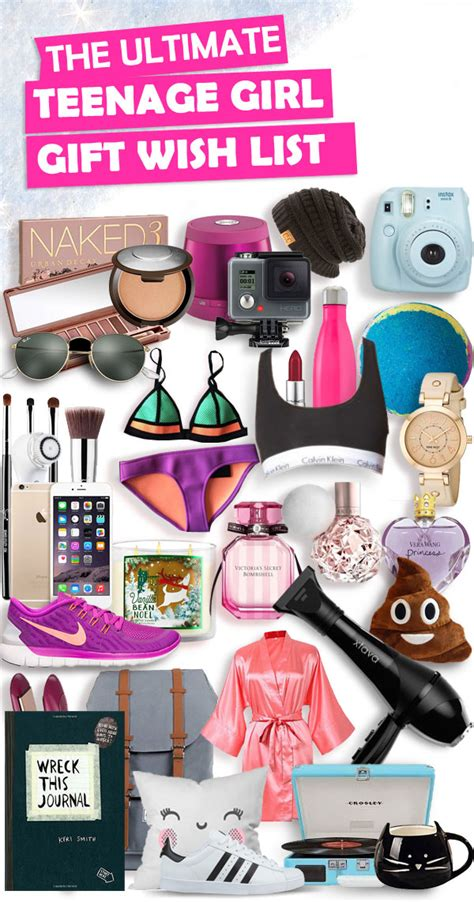 Christmas Gifts For Teenage Girls List • Toy Buzz
