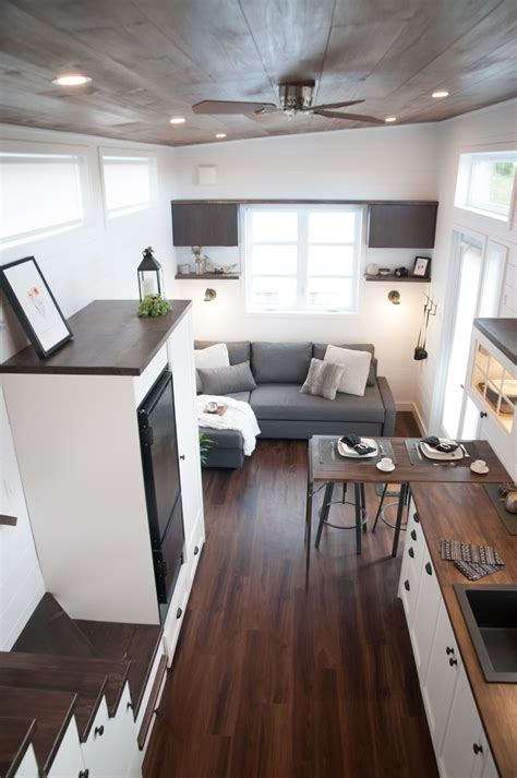 tiny house town  laurier  minimaliste
