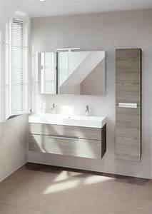 la colonne de salle de bain nos propositions en 58 photos With carrelage salle de bain taupe