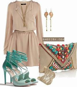30 Cute Outfit ideas for Spring Summer Polyvore 2015