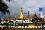 Sule Pagoda Architecture, Sule Pagoda Yangon Images, Sule ...