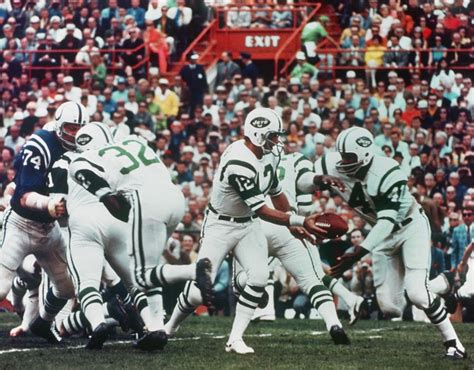 Super Bowl Iii No Impossible Dream Jets 16 Colts 7 Ny