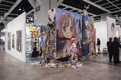 Fair Basel Artnet Kiki Why Kaikai Hong