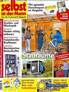 Selbst Ist Der Mann Baupläne Download : selbst ist der mann 8 2011 download pdf magazines deutsch magazines commumity ~ Watch28wear.com Haus und Dekorationen