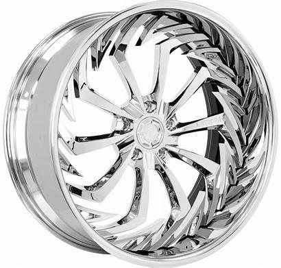 Lexani Wheels Lf 777 Chrome Forged Luxury