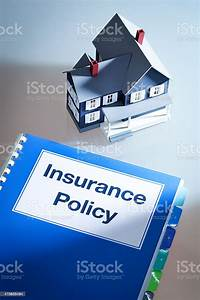 Home And Property Insurance Policy Handbook Manual Stock