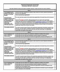 Reporting Specifications Template Free 10 Sample Progress Reports In Pdf