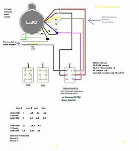 Marvelous Dayton Gear Motor Wiring Diagram Blower Doerr