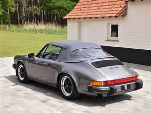 Porsche 911 3 2 : 1989 porsche 911 3 2 convertible turn8 cars ~ Medecine-chirurgie-esthetiques.com Avis de Voitures