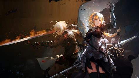Top Anime Wallpaper Engine - fate apocrypha wallpaper engine wallpaper