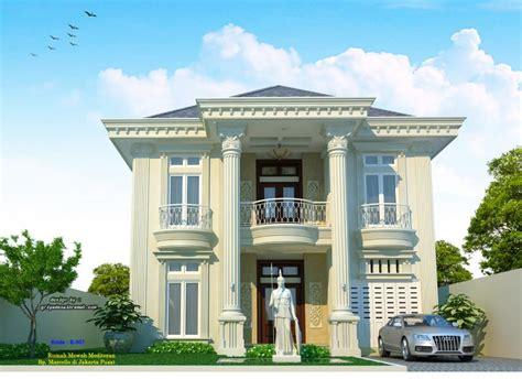 rumah  lantai jasa desain rumah