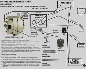 12 Volt Alternator Wiring Diagram : ford 9n 12 volt conversion wiring diagram collection ~ A.2002-acura-tl-radio.info Haus und Dekorationen
