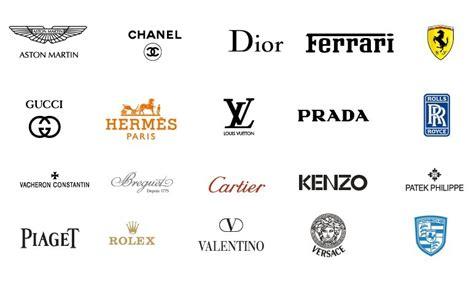 Global Luxury Fashion Brand Logos