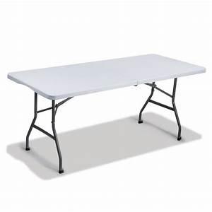 Table De Jardin En Plastique : table pliable achat vente pas cher ~ Dode.kayakingforconservation.com Idées de Décoration