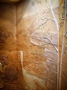 239 best faux finishes so many possibilities images on With what kind of paint to use on kitchen cabinets for bas relief wall art