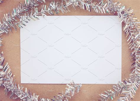 blank greeting card holiday  creative market
