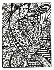 Zentangle Patterns Free | Similar Galleries: Cool Simple ...
