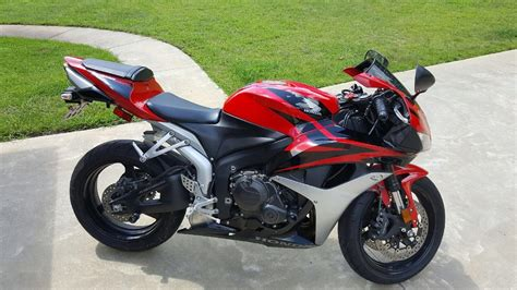 buy used honda cbr600rr 2007 honda cbr for sale 59 used motorcycles from 2 810