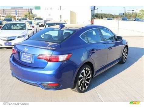 2017 catalina blue pearl acura ilx technology plus a spec