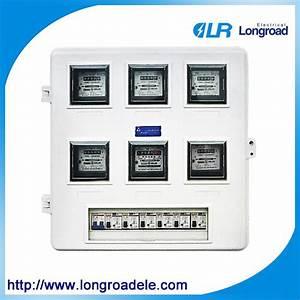 China Energy Meter Box Price  Lr