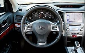 2012 Subaru Legacy Owners Manual