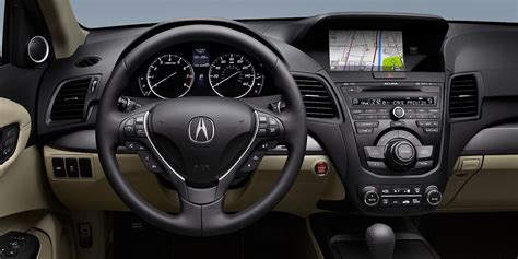 acura rdx styles features highlights