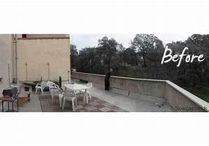 sur un toit terrasse slowgarden design terrasses et With amenagement d un petit jardin de ville 16 amenager son toit en terrasse minutefacile